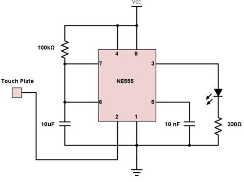simple 555 touch switch circuit.png