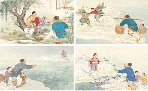 the legend of Niu Lang and Zhi Nv.jpg