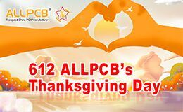 allpcb, thanksgiving